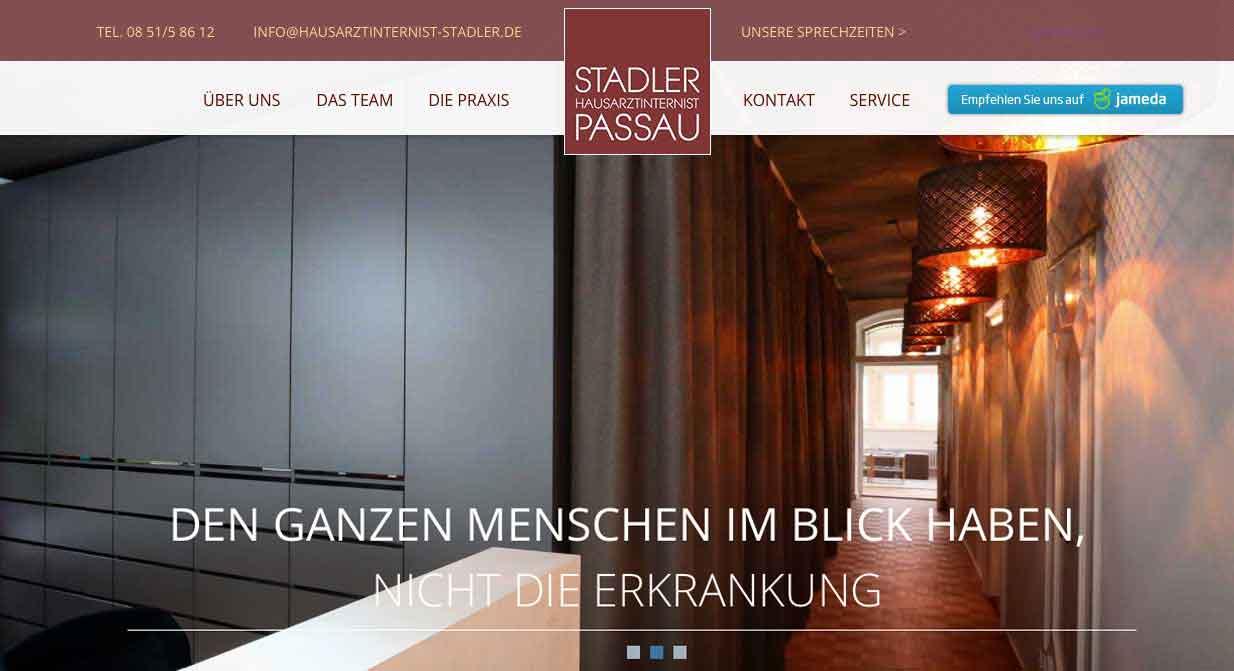 peter stadler der hausarztinternist in passau. Black Bedroom Furniture Sets. Home Design Ideas